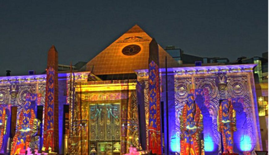 A Sound and Light Show in Philae Temple - Egypt Vacation Tours