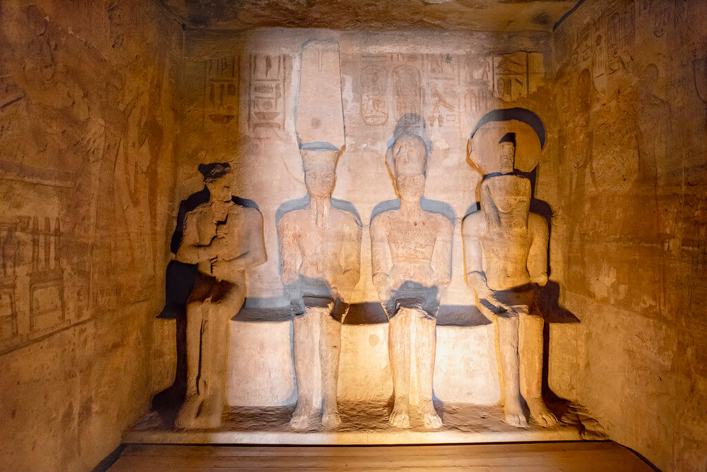 Abu Simbel temples - Egypt Vacation Tours 1