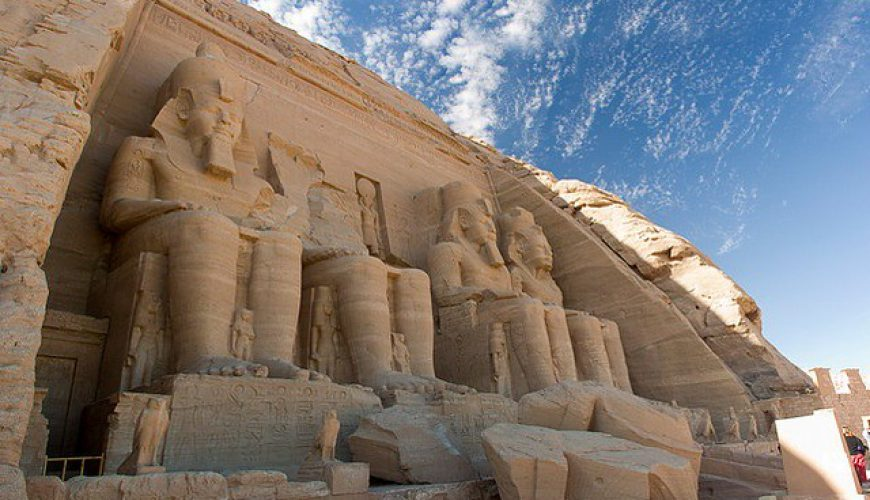 Abu Simbel temples - Egypt Vacation Tours 2
