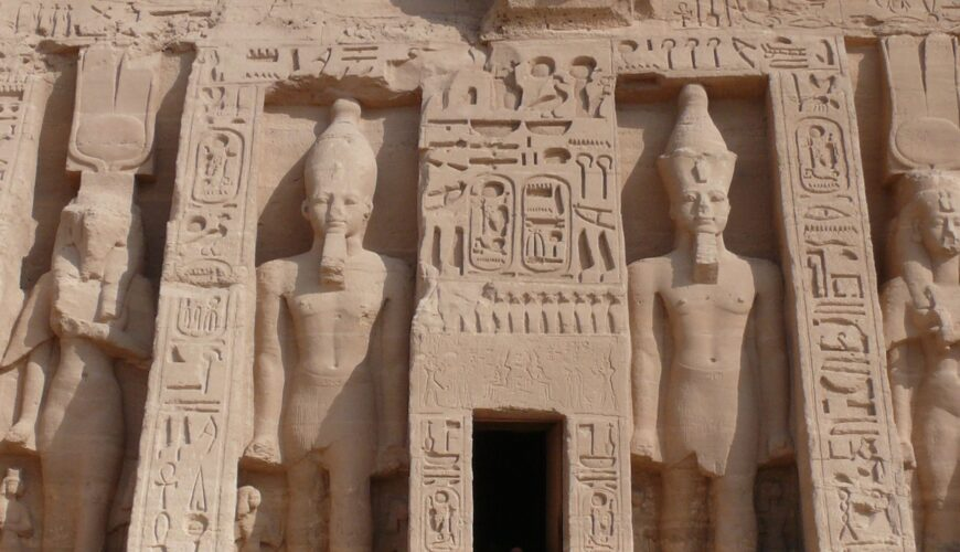 Abu Simbel temples - Egypt Vacation Tours 3