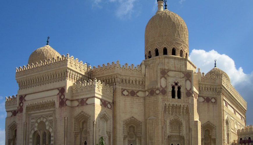 Abu al-Abbas al-Mursi Mosque - Egypt Vacation Tours