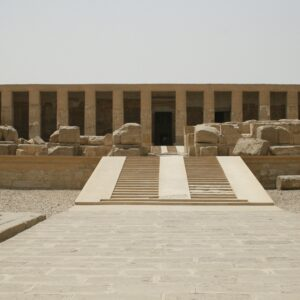 Abydos Temple - Egypt Vacation Tours 1