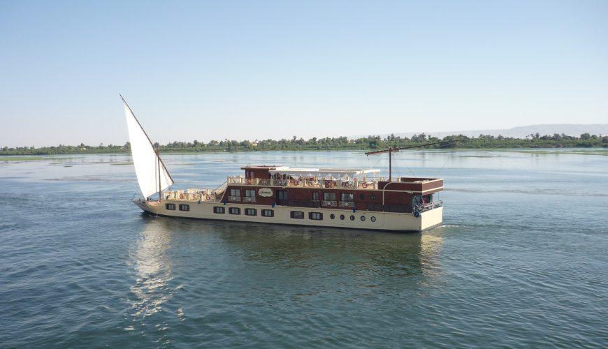 Dahabiya Nile Cruise - Egypt Vacation Tours 1
