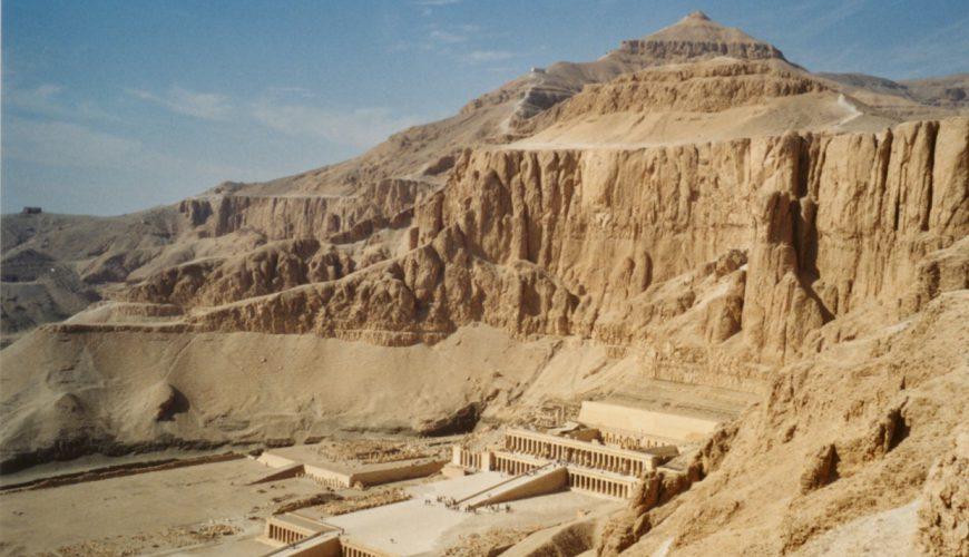 Deir_el-Bahari - Egypt Vacation Tours 1