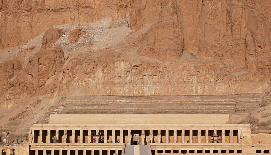Deir_el-Bahari - Egypt Vacation Tours