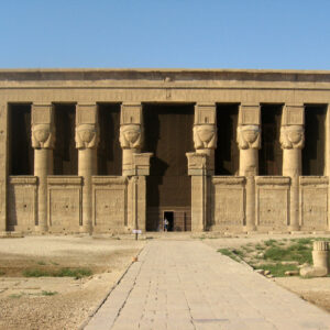 Dendera Temple - Egypt Vacation Tours
