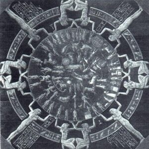 Dendera Zodiac- Egypt Vacation Tours
