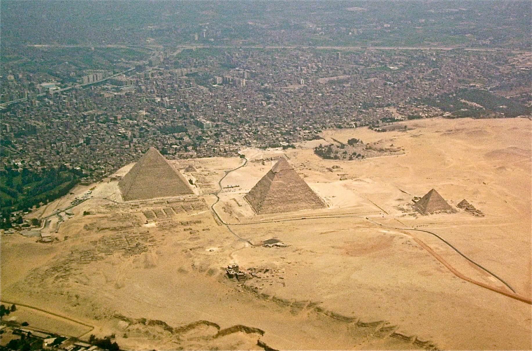 Giza Necropolis - Egypt Vacation Tours