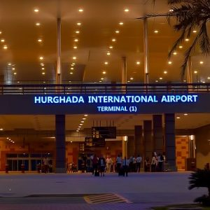 PRIVATE PICKUP FROM HURGHADA