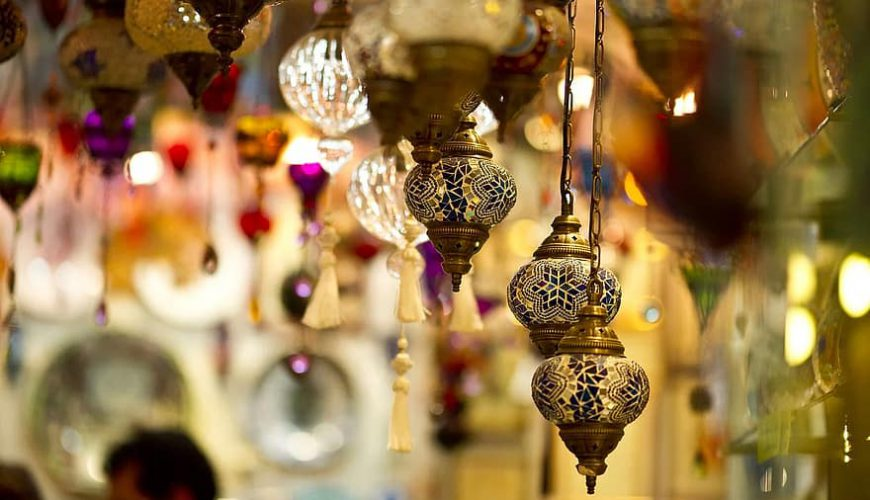 Khan El-Khalili Bazaar - Egypt Vacation Tours 1