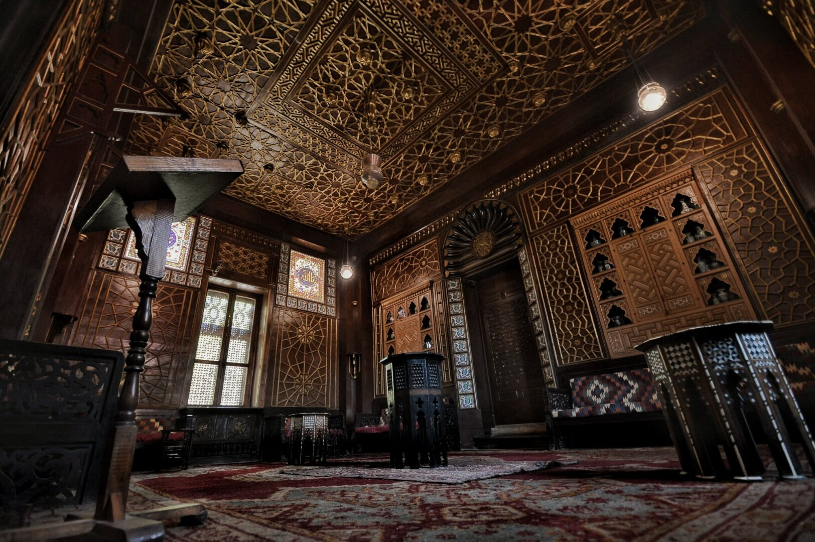 Manial Palace Museum - Egypt Vacation Tours 4