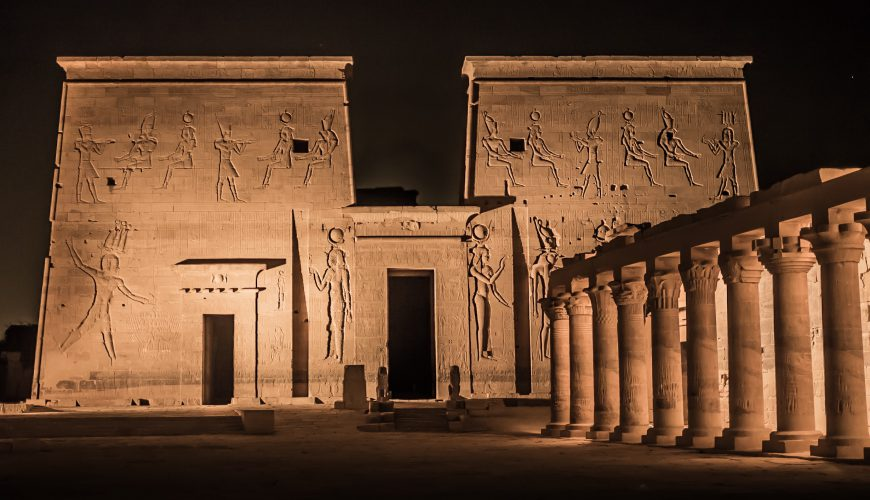 Philae Temple - Egypt Vacation Tours 1