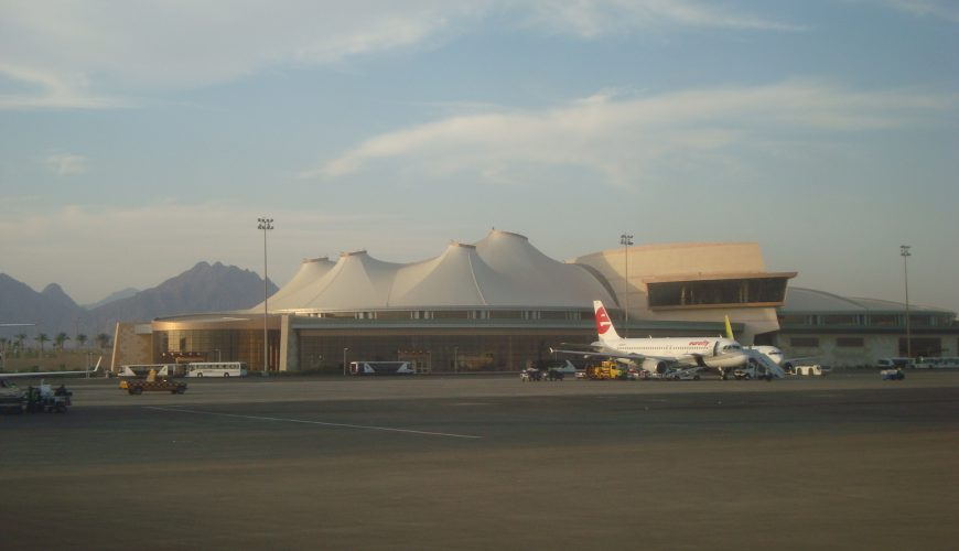 Sharm El-Sheikh Airport - Egypt Vacation Tours