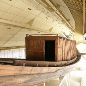 Solar Boat Museum - Egypt Vacation Tours
