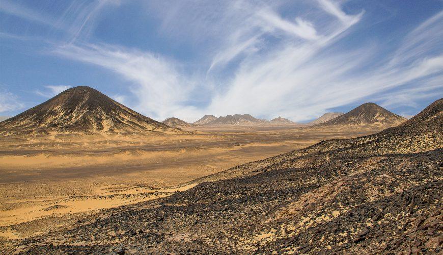 The Black Desert - Egypt Vacation Tours