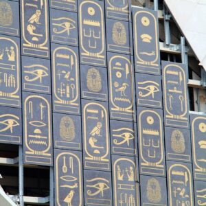 The Grand Egyptian Museum - The GEM - Egypt Vacation Tours 1