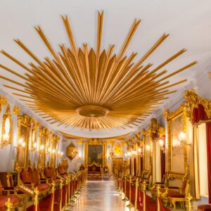 The Throne Hall - Egypt Vacation Tours