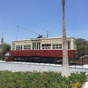 The tram - Egypt Vacation Tours