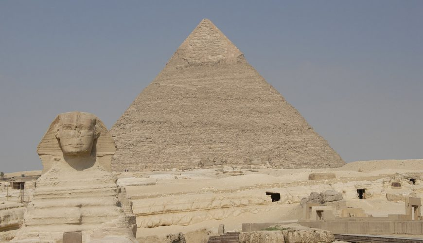the Great Sphinx - Egypt Vacation Tours (1)