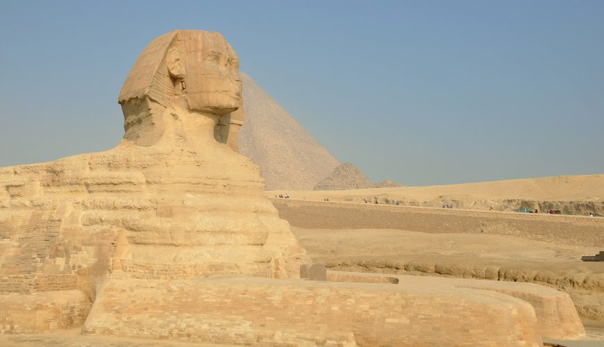 the Great Sphinx - Egypt Vacation Tours (2)