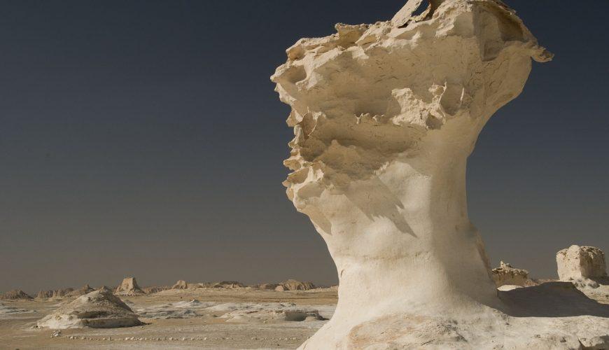 the White Desert - Egypt Vacation Tours 1