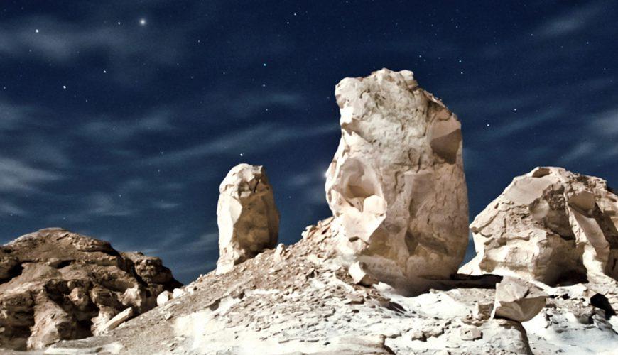 the White Desert - Egypt Vacation Tours