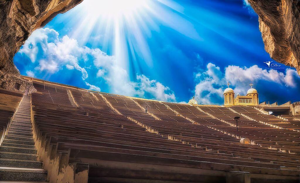 Saint Simon Church - Egypt Vacation Tours
