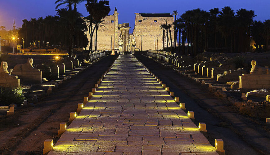 Luxor Temple - Egypt Vacation Tours