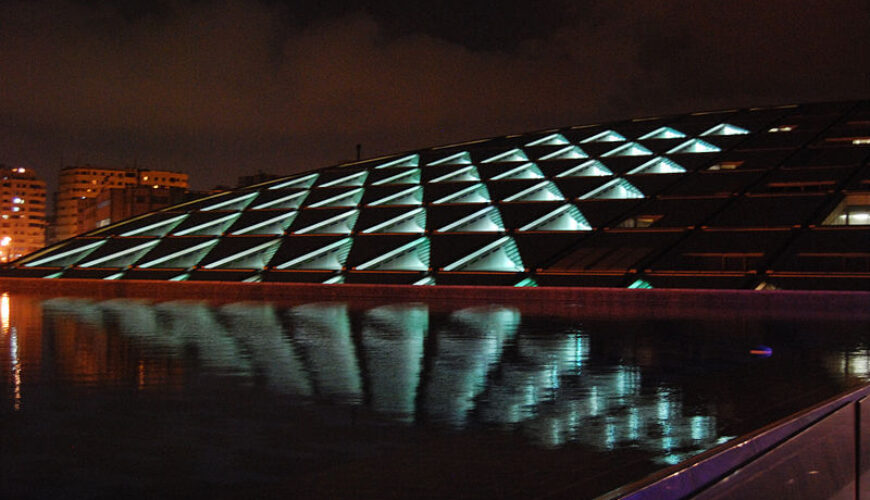 Library of Alexandria - Egypt Vacation Tours