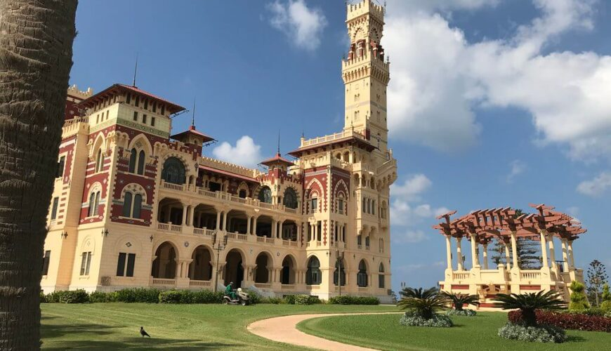 Montazah Palace - Egypt Vacation Tours