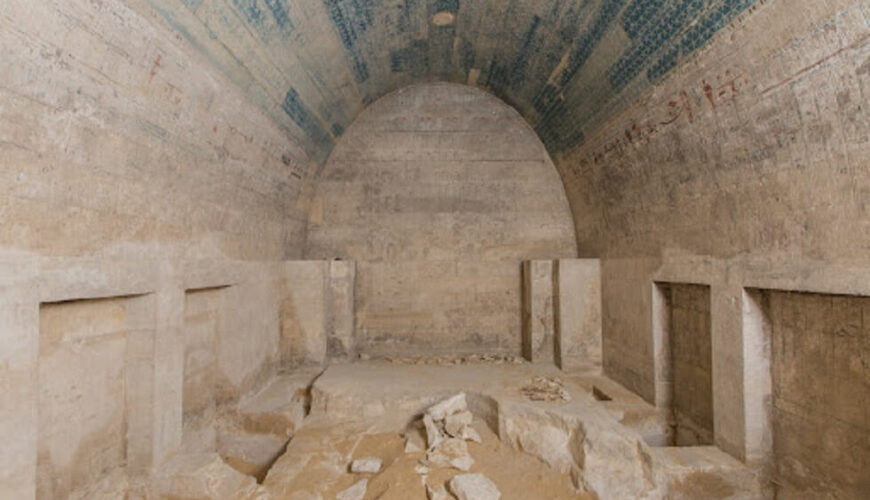 The Persian Shafts - Egypt Vacation Tours